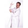 Lab Coat Harry Fingerman